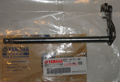 Genuine OEM Yamaha Gear Shift Shaft Spindle for Yamaha YFS Blaster 200for 1988-2006 Yamaha YFS Blaster 200