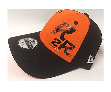 KTM Youth R2R Snapback Hat - Orange/Grey Side