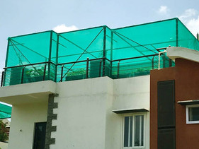 GREEN HOUSE NETS