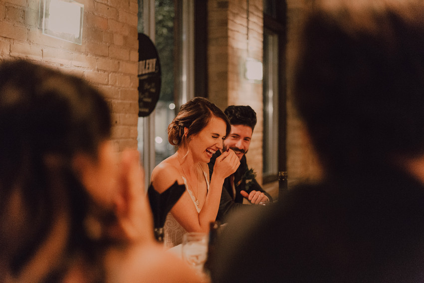 Saddlery on Market Wedding - Exchange District Wedding Venue