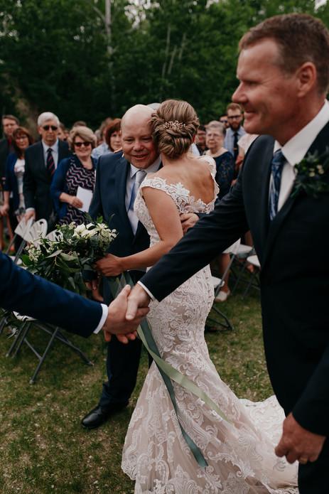 Stonewall Quarry Summer Wedding