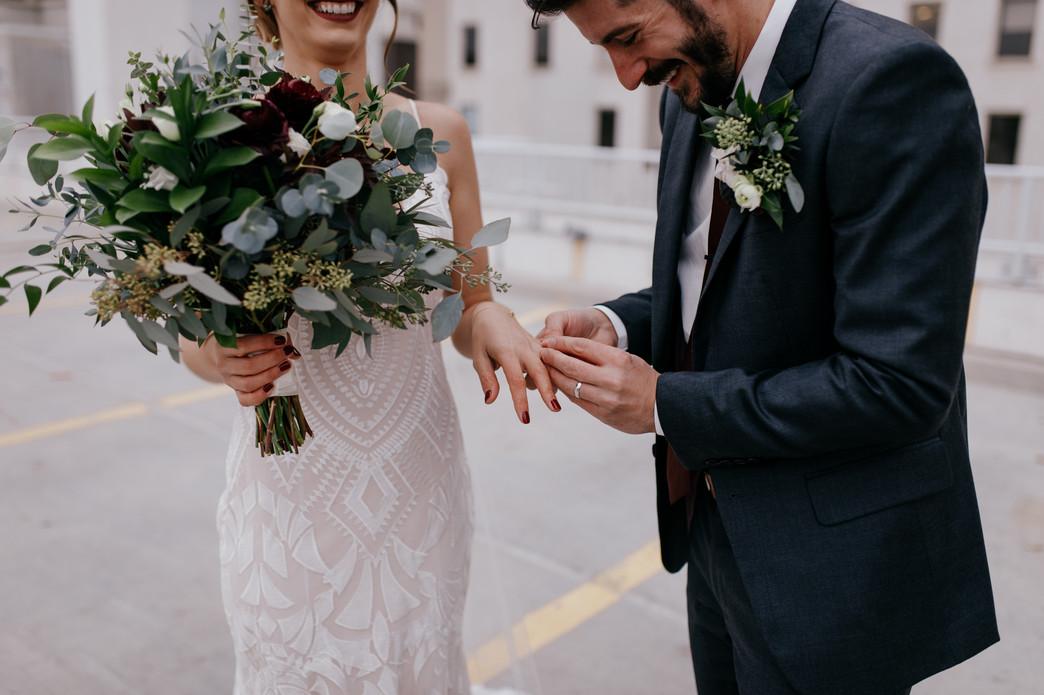 Exchange District Wedding - Venue - Cibo Waterfront - Saddlery on Market