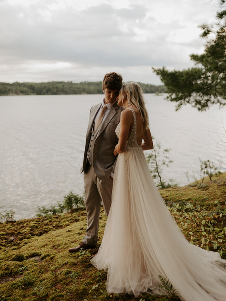 Kenora Private Island Elopement