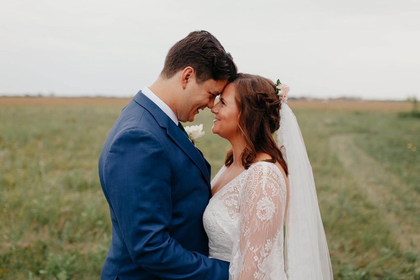Winnipeg Wedding Photographer Krista Hawryluk - boho dress, dress with sleeves