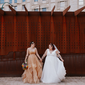 Upper Fort Garry Wedding