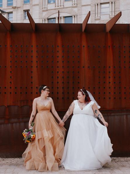 Upper Fort Garry Wedding