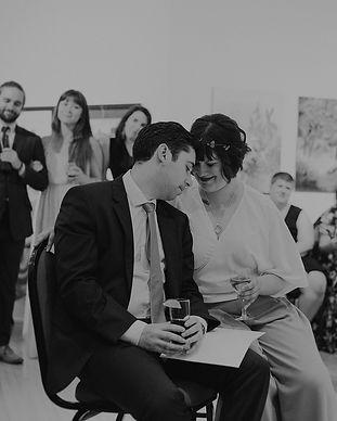 Erin + Damian - Leo Mol Gardens Wedding