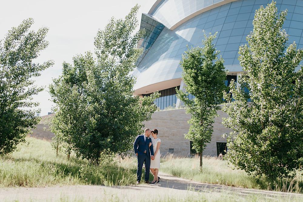 Inn at the Forks Wedding, Winnipeg