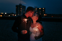 Andrea and Daryl - Beaudry Park Wedding-