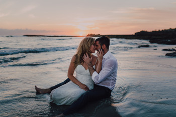 winnipeg wedding photographer - beach we