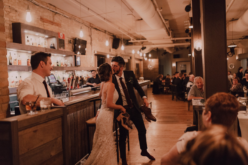 saddlery on market wedding - intimate wedding venue winnipeg