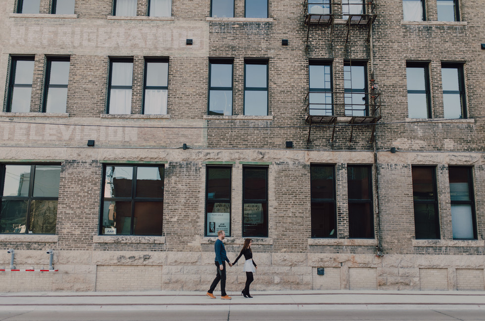 winnipeg wedding photographer - exchange