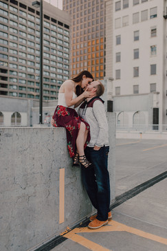 Chelsea + Randy - Engagement Session