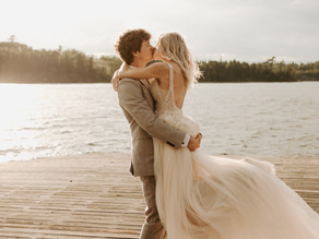 How to Plan a Lake Wedding or Elopement
