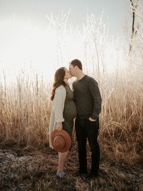 Deb + Bryce - Maternity Session