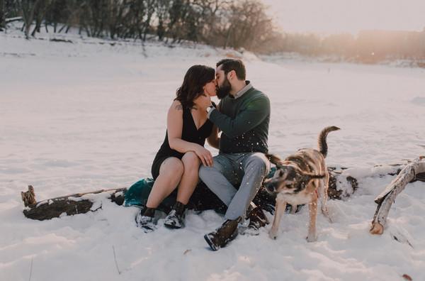 winnipeg wedding photographer - birds hi