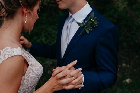 Laura and Ryan - Stonewall Wedding - Kri