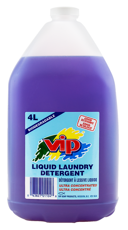Ultra Concentrated Laundry Detergent (4 L)