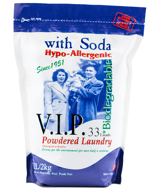 Powdered Laundry with Soda (2 L)