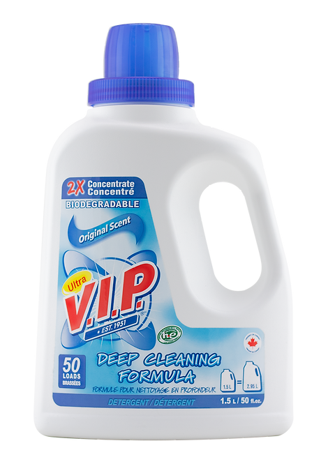 Deep Cleaning Laundry Detergent (1.5 L)