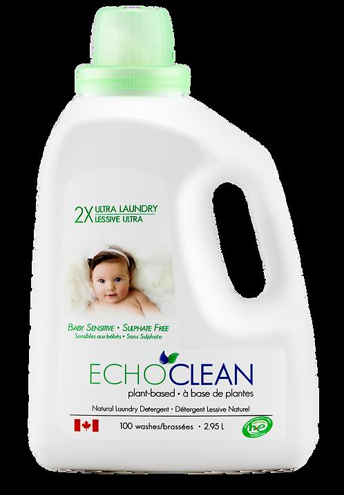 Baby Liquid Laundry Detergent (2.95 L)