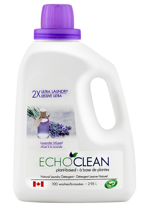 Lavender Liquid Laundry Detergent (2.95 L)