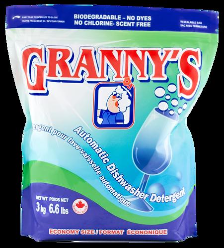 Automatic Dishwasher Detergent (3 kg)