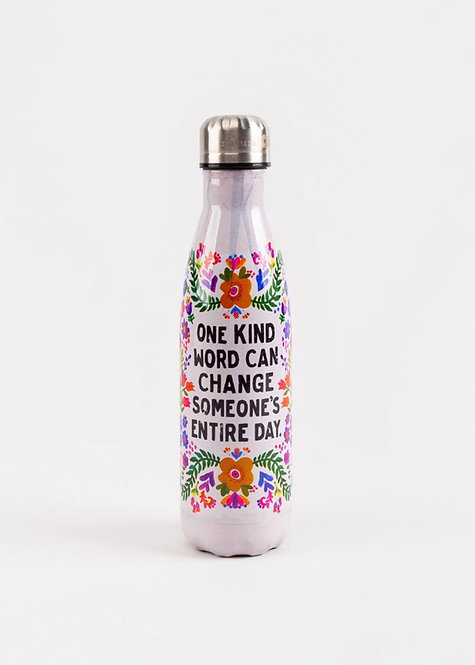 Natural Life® One Kind  Word Water Bottle