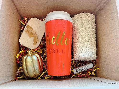 Fall Spa Box