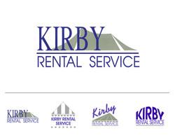 Kirby Rental Service Logo