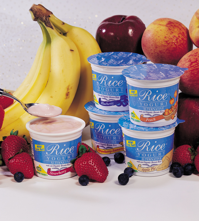Rice Yogurt by Soyco Foods