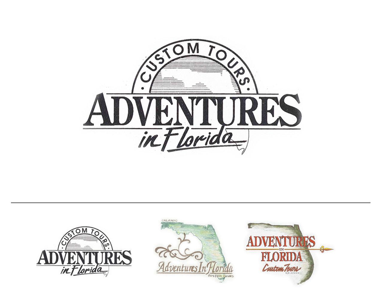 Adventures in Florida logo