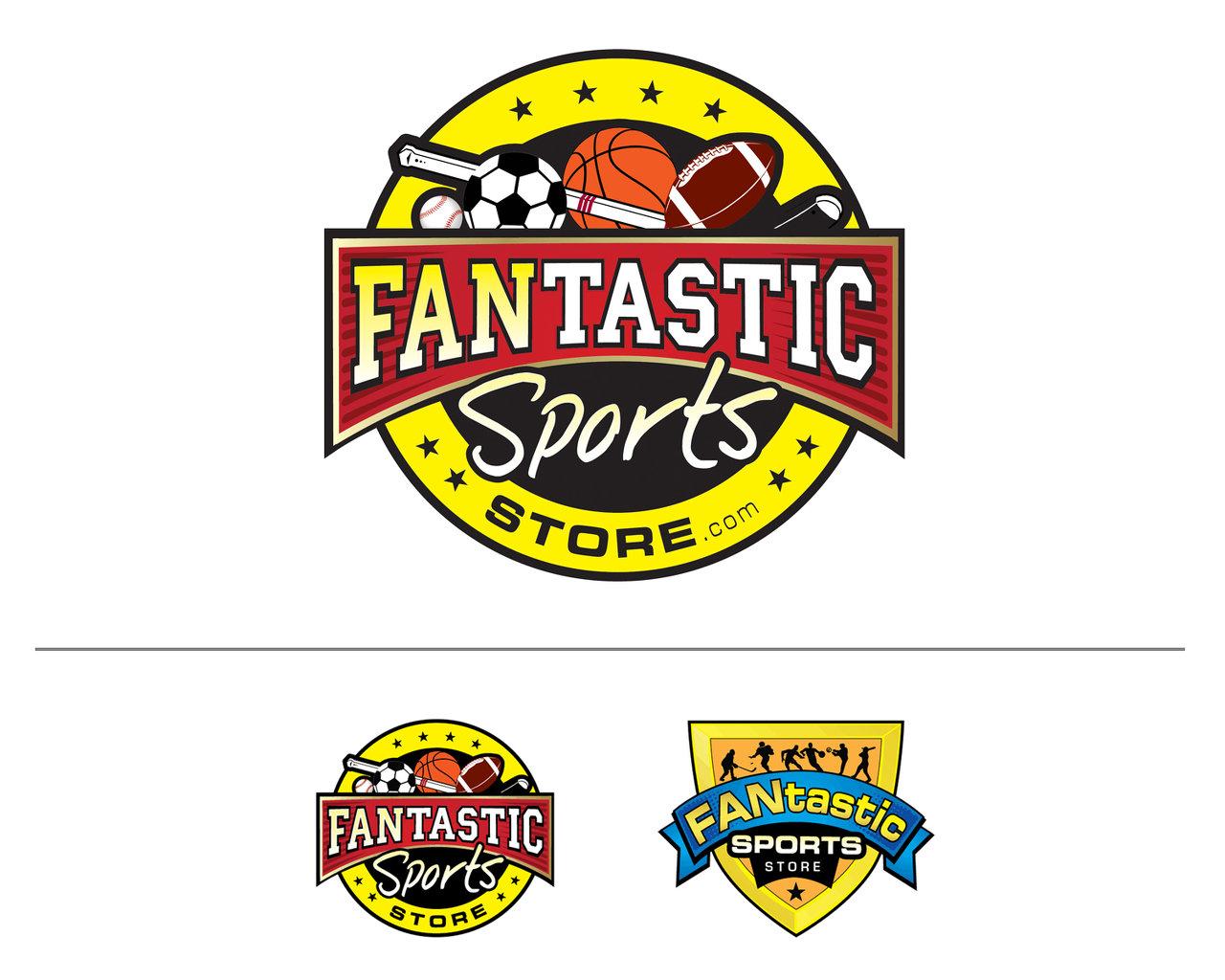 Fantastic Sports Store Logo