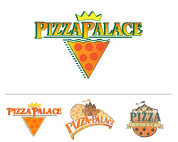 Pizza Palace Logo