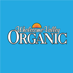 Wholesome Valley Organic logo