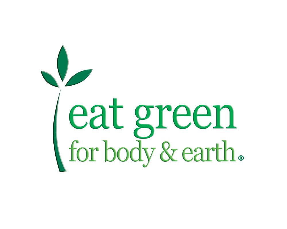 Eat Green for Body & Earth Logo
