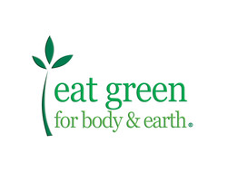 Eat Green for Body & Earth Logo
