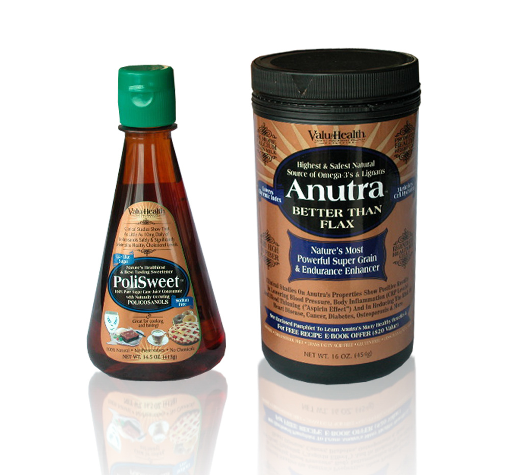 Anutra Suplement and Sweetener