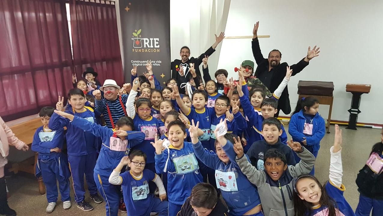 Fundación Ríe