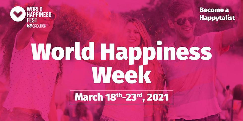 Semana Mundial de la Felicidad