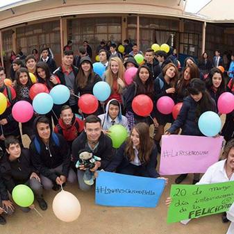 Nuestra Declaración: ¿Qué tan #felices somos los chilenos?