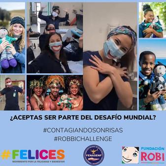 #ContagiandoSonrisas en el Día de las Enfermeras y Enfermeros