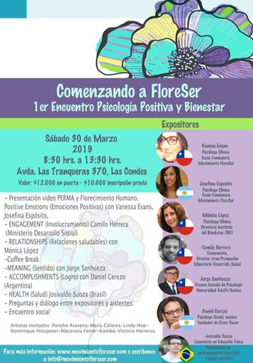 Actividades Día de la Felicidad - Fundación Instituto del Bienestar.