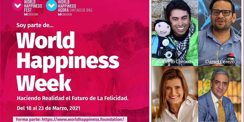 World Happiness Week Chile