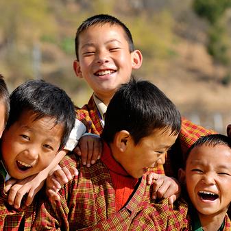 Bután: La tierra de la Felicidad