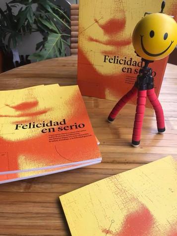 """Libro """"Felicidad En Serio"""" a precio preferencial!"""