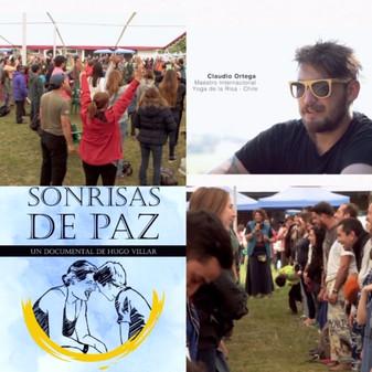"Documental ""Sonrisas de Paz"" presentado en Festival de Cannes!"
