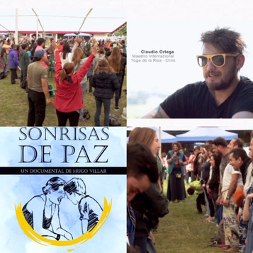 "Documental ""Sonrisas de Paz"" presentado en Festival de Cannes!"