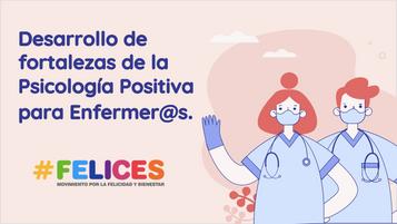 Entrenando en bienestar a enfermeros de Chile!
