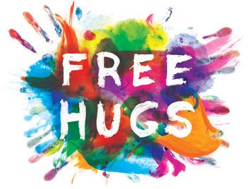 Los abrazos: Un superpoder que todos tenemos.